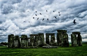 New art series by Bob Coates Photography - Stonehenge